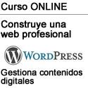 CONSULTORES DOCUMENTALES / Construye una web profesional y gestiona contenidos digitales con WordPress